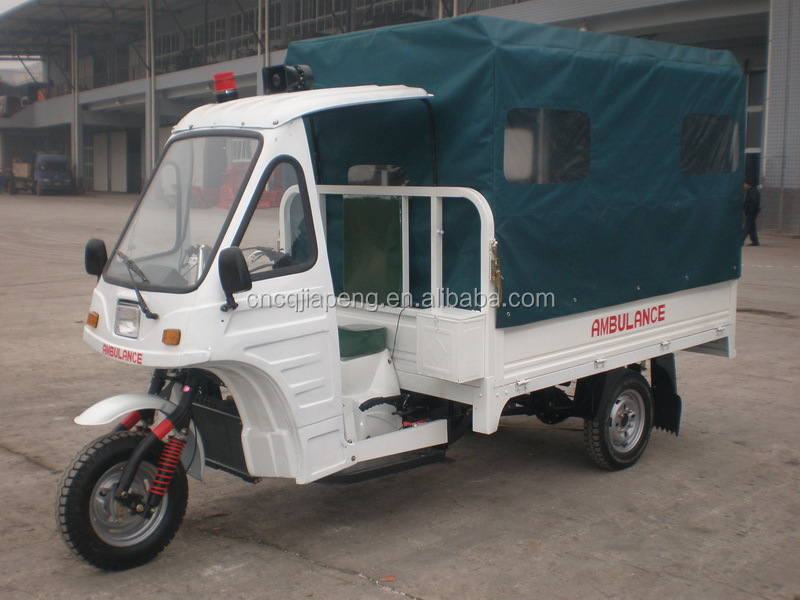 200cc tricycle for Ambulance use