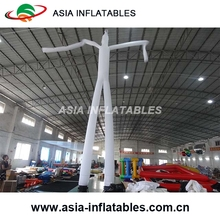 Customized Size Giant Inflatable Promotional Air Figures , Waving Inflatable Man