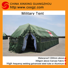 350 gsm camouflage military tent camping canvas tent