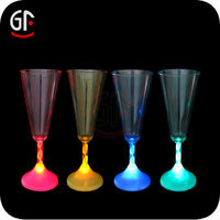Novelty Products For Import Fashion Champagne Glass Lighting