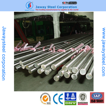 h9 tolerance en1.4301 Stainless Steel Round Bright and solid Bar