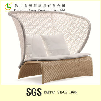 new simple design hot sale high quality white rattan