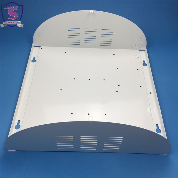 High quality SPCC sheet metal cover for Security system