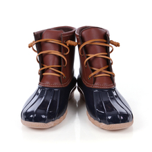 Wholesale Monogrammed Women Short Duck Boot
