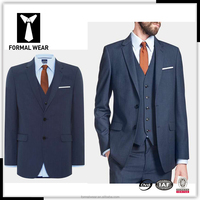 custom tailor made men suit bespoke in China manufacture