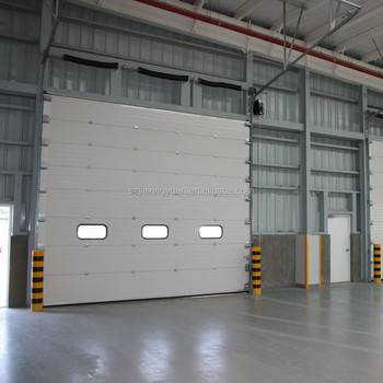 Automatic High Speed Vertical Industrial Doors