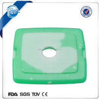 HDPE Ice Bag Freeze Box Rigid Gel Cold Pack for Food Storage