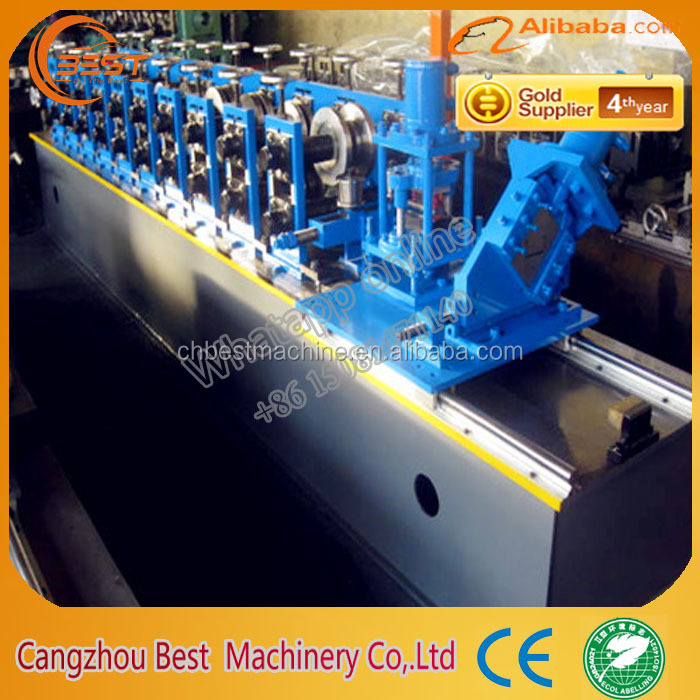 Ceiling T Stud Angle Iron Roll Forming Machine