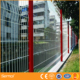 The Lowest Price Iso 9001 Powder Coated 50x200mm 3d Curved Bend Welded Wire Mesh Fence Panels For Construction