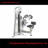 Exercise Abdominal Muscle-Abdominal Isolator-Indoor Commercial Body Building Machinery