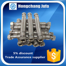 Various high quality flexible stainless steel pipe vacuum bellow hose metalic