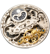 Wholesale Automatic mechanical watch movement asian watch movement tourbillon watch movement