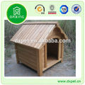 New style outdoor wooden dog house patterns