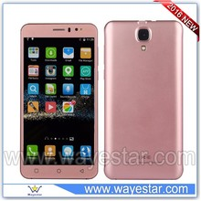 cheapest china android phone quad core 6 inch 3G unlocked cell phone