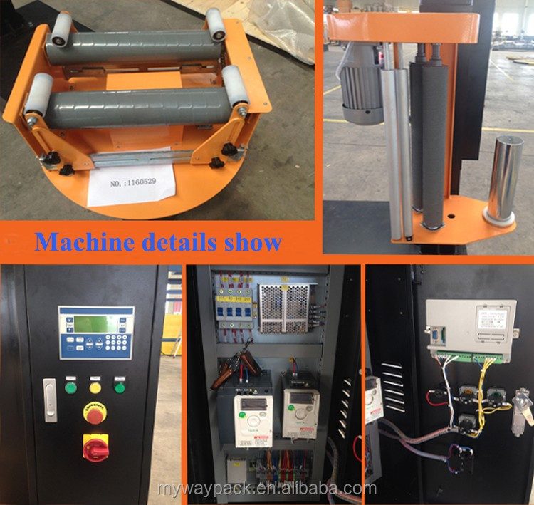 Industrial Steel Wire Wrapping Machine