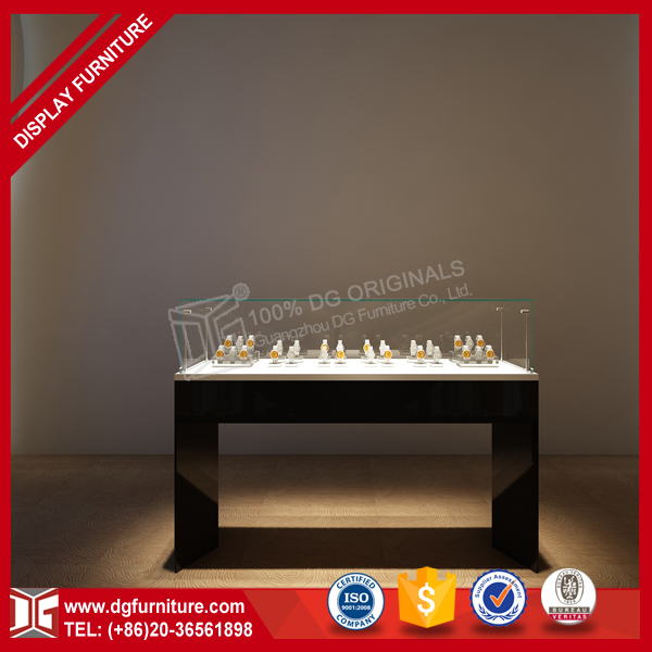 Customized High End Table Top Portable Jewelry Display Cases For Sale