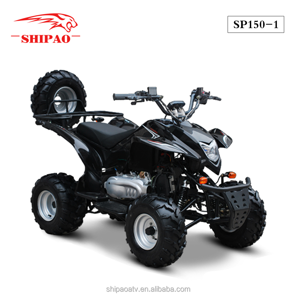 SP150-1 automatic spider atv 150cc for sale