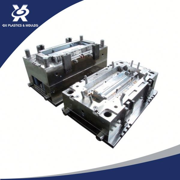 High efficiency design service cost of plastic injection molding