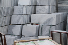 Natural Grey Marble Polished Dark Cloud Marble Tiles