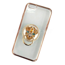 Luxury TPU Stand Case for iPhone 6 with Ring Wholesale