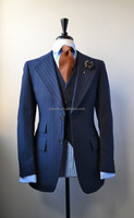 italian 100% wool suit fabrics hand made men blazer designs mtm custom suit