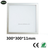 high bright solar powered led panel 12w led panel light