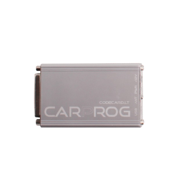 Carprog Car prog V9.31 Full 21 Adaptor Professional Carprog ECU Chip Tunning Programmer Auto Repair Airbag Reset Tools