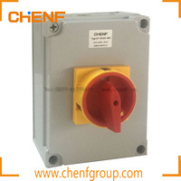 China Manufacture 3 Phase Automatic Transfer Switch, IP65 Static Transfer Switch, 40A Function Of Change Over Switch