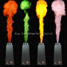 New Style Stage Equipment Flame Projector/fire Machine /led effect light