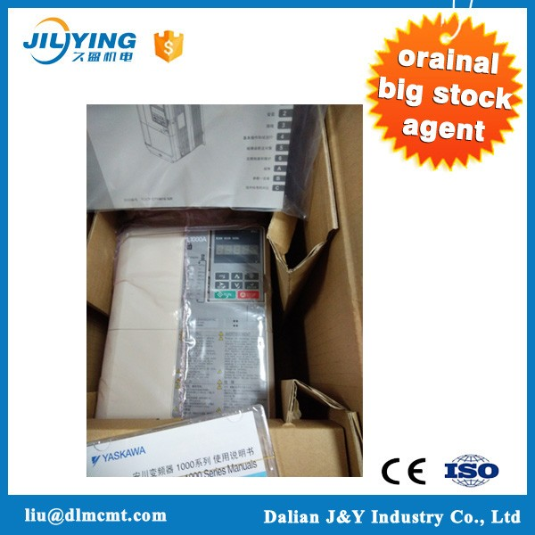 Yaskawa three phase inverter price L1000 V1000 A1000 J1000 E1000 H1000 T1000 series yaskawa inverter drive