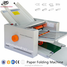 Factory price Automatic Paper Folding Machine