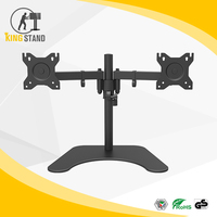 lcd tv table mount monitor arm vesa mount for office CYX-02