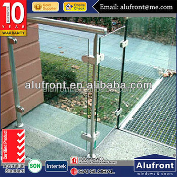 304 Stainless Steel Handrail/Railing/Balustrade