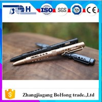 Multi defense pen with portable tactical pen from china