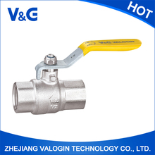 "1"" Top quality profession brass gas valve lever hand (1"")"