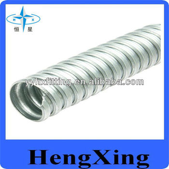 Galvanized Flexible Conduit