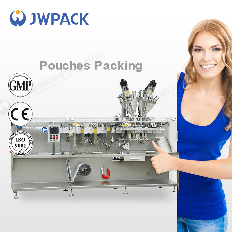 JWPACK DXD-180D Horizontal automatic high-viscosity pouch packaging machine