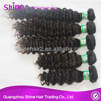 2014 high quality model hair extension wholesale