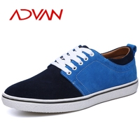 2016 Soft Sole Leather Upper Flat Top Quality Mens Shoes Casual