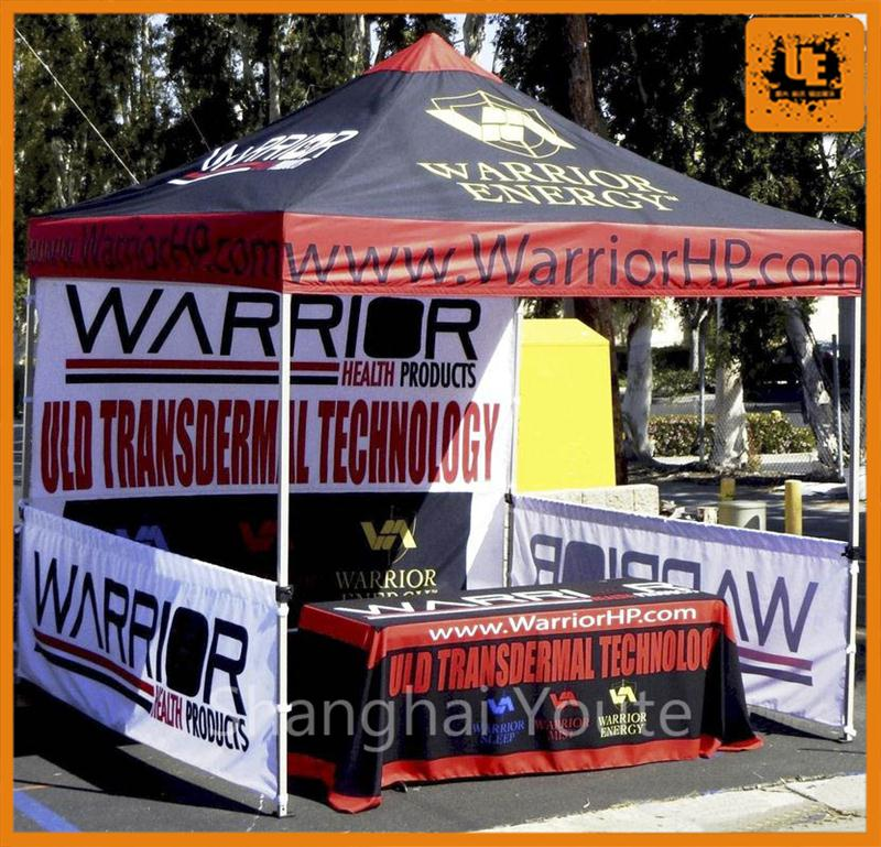 Weather resistance custom marquee for promotion instant canopy