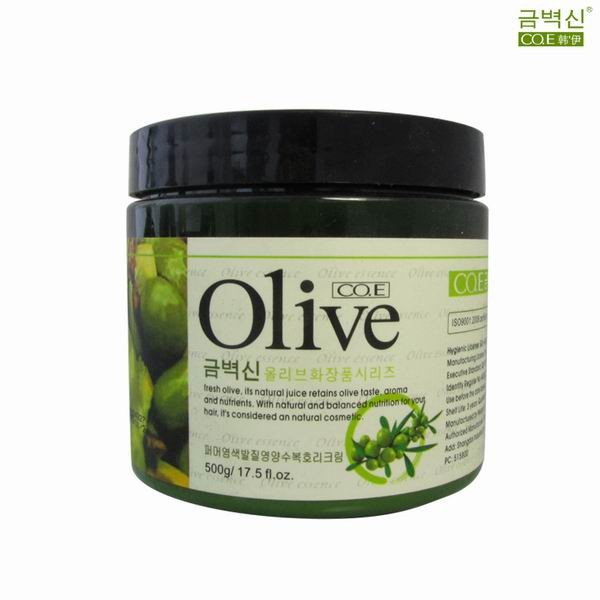 Hair Straighten Best Selling Products Private Label 500g Nourishing and Brightening Hot Oil Gel For Dry Hairs