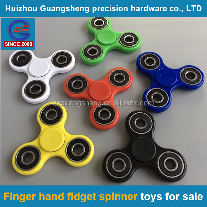 Wholesale EDC SPINNER NINJA STAR FIDGET TOY WITH CAPS