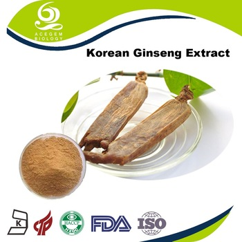 2017 Acegem Supply Whole Root Red Ginseng from JiLin