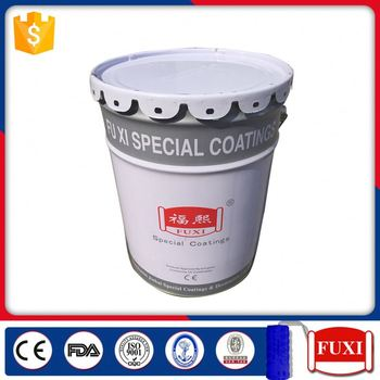 Widely Used In Cable Bridge Anti Fire Proof Coating Paint For Steel Machine