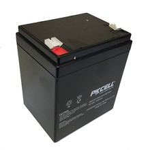 12V 12AH 10AH 9AH 8AH 7AH 5AH 20HR Rechargeable Sealed Lead Acid Battery AGM Solar Battery
