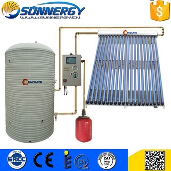1000L-5000L Large Capacity greenhouse solar heating system