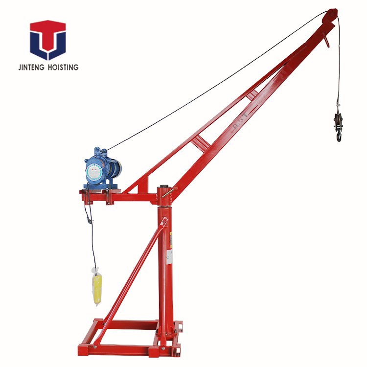 New coming Manufacturing machine construction equipment 500kg offshore cranes for sale crane