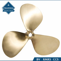3 blade bronze marine propeller for boat with CCS RMRS BV ABS GL