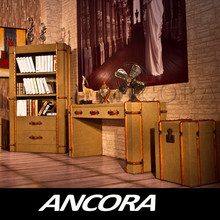 luxury aviator classic bookcase AN-1025