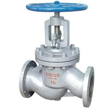 API WCB Globe Valve With Flange Type